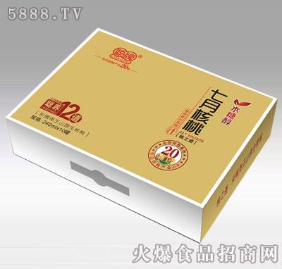 七月核桃金罐礼盒木糖醇240mlx10罐
