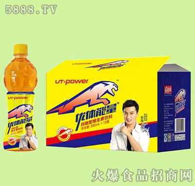 580ml优体能量玛咖型维生素饮料