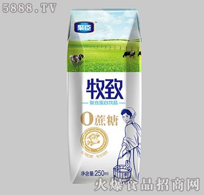 聚臣牧致复合蛋白饮品250ml