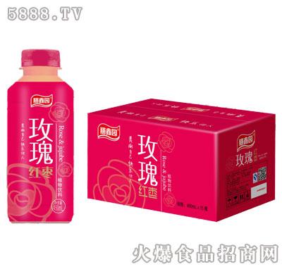 膳鑫园玫瑰红枣450mlx15瓶
