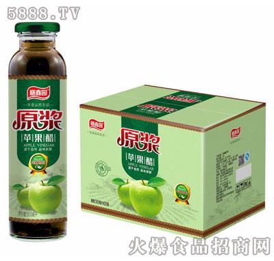 膳鑫园原浆苹果醋300mlx15瓶/20瓶