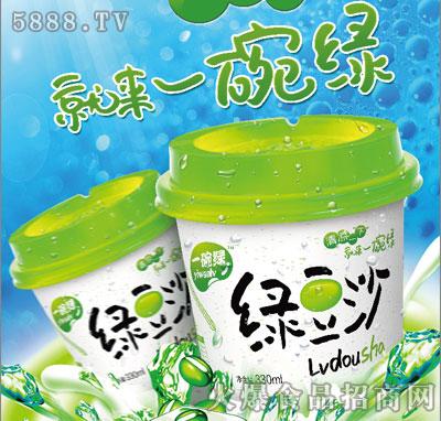 一碗绿绿豆沙330ml盒装