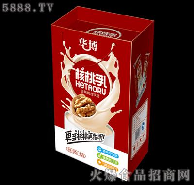 华博核桃乳250ml×16盒