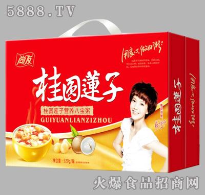 尚友桂圆莲子营养八宝粥320g/罐