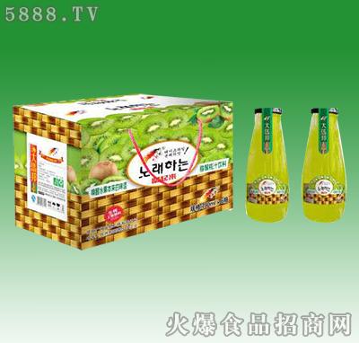 嗨起来猕猴桃汁饮料828ml×16瓶
