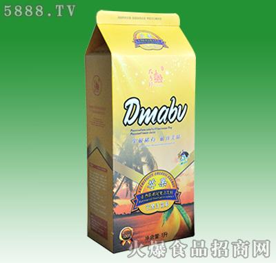 大马邦芒果汁饮料1L