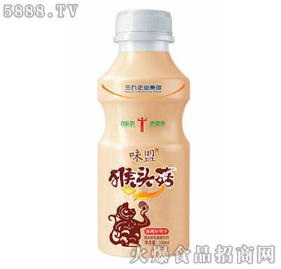 味盟猴头菇乳酸菌饮料350ml