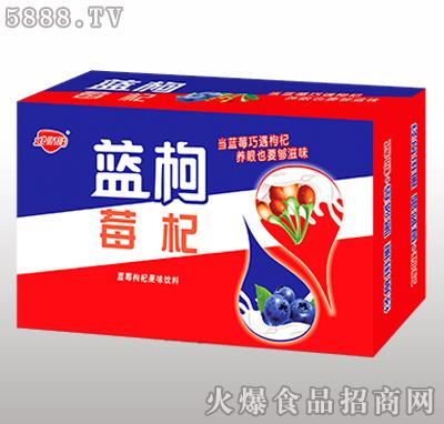 金娇阳蓝莓枸杞果味饮料箱
