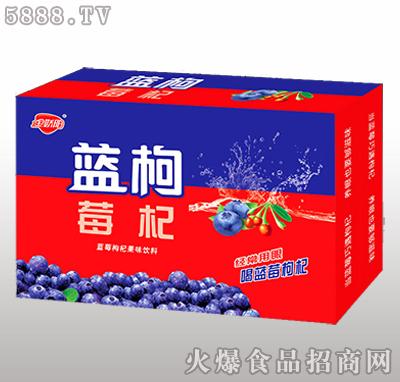 金娇阳蓝莓枸杞果味饮料礼盒