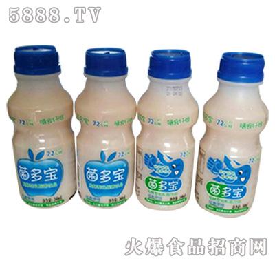 340ml菌多宝发酵型乳酸菌饮料