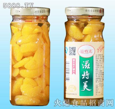 滋特美桔片爽美食265g|荆州市和悦食品饮料有住京办各省罐头图片