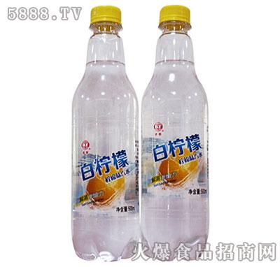 达园白柠檬汽水