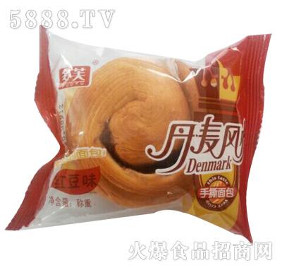 多芙丹麦风情手撕面包红豆味