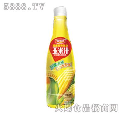 豪园玉米汁瓶装