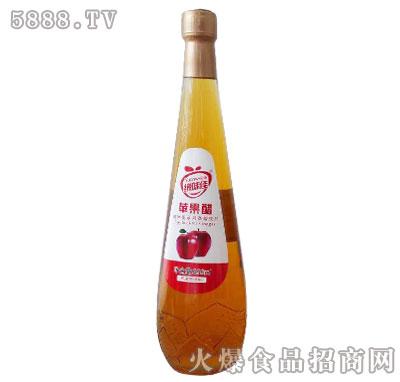 缘味佳苹果醋饮料838ml