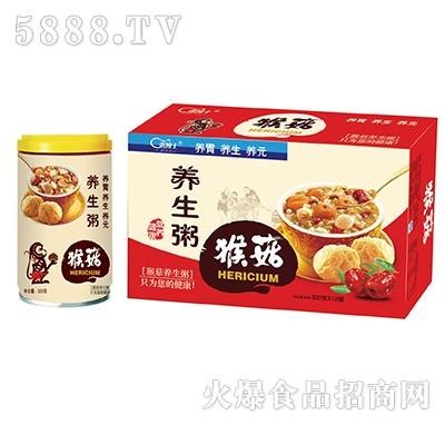 猴菇养生粥320gx12罐