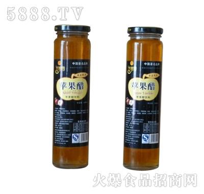 万果园苹果醋268ml