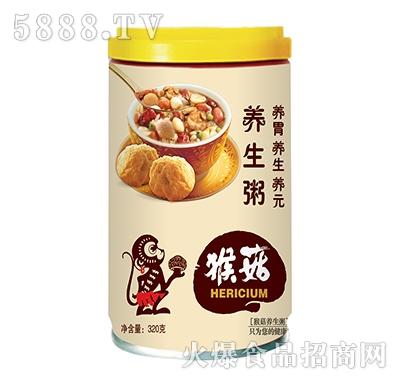 猴菇养生粥320克
