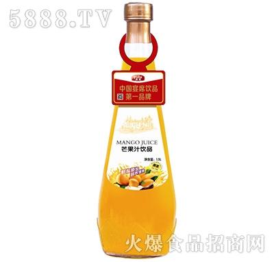 1.5L雨露芒果汁饮品