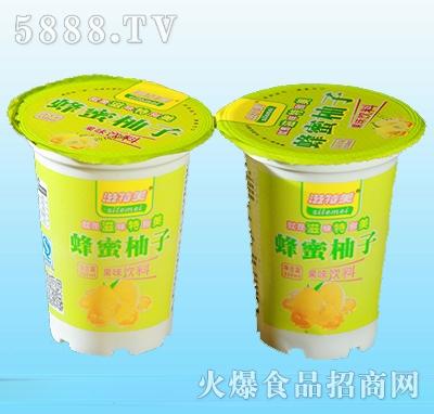 滋特美蜂蜜柚子果味饮料350ml
