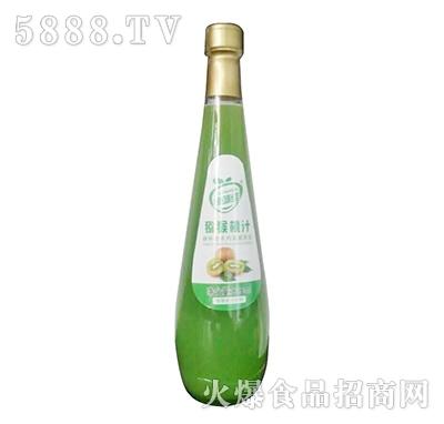 缘味佳猕猴桃汁838ml