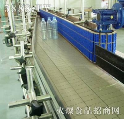 爬坡皮带输送机产品图