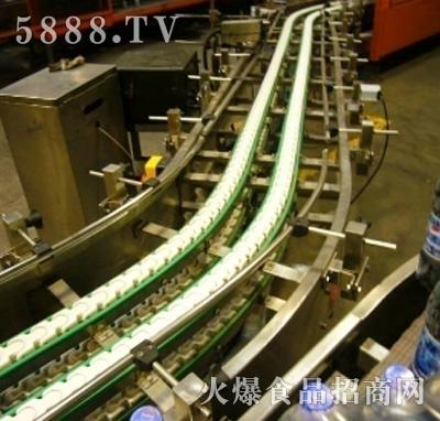 链板输送线-链板流水线产品图