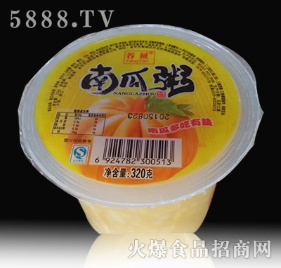 320g养延南瓜粥
