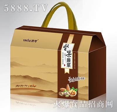 饮可坚果原浆植物复合蛋白饮品礼盒
