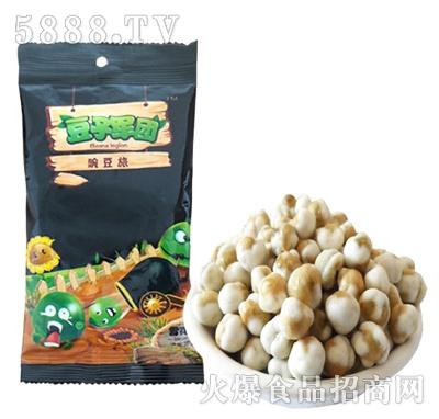 豆子军团豌豆旅雪花豌豆3