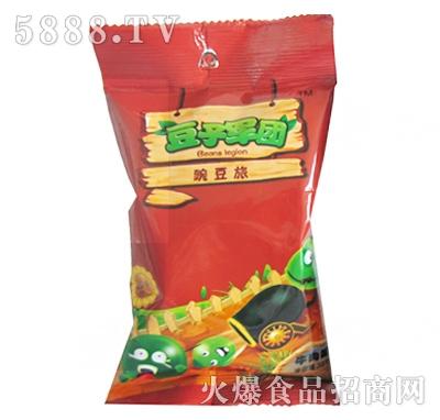 豆子军团豌豆旅牛肉味38g