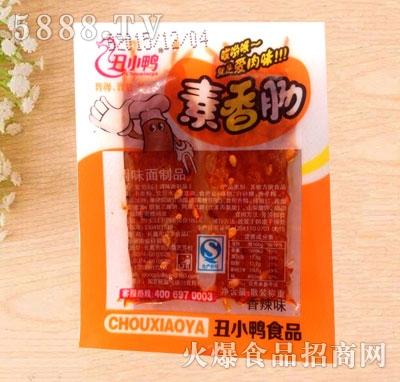丑小鸭散称素香肠香辣味散装系列