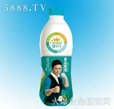 越战越勇椰子汁饮料瓶装