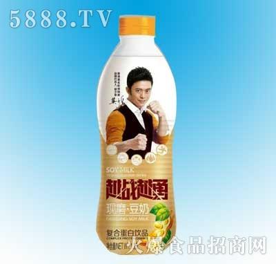 越战越勇现磨豆奶饮品1.25L