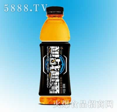 越战越勇维生素饮料550ml