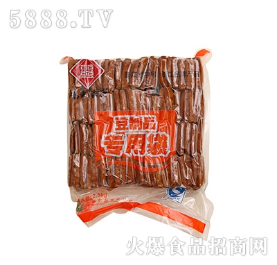 鸿光浪花软香玉豆腐干1kg
