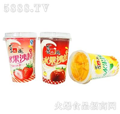喜之趣水果沙拉(180g×48杯)
