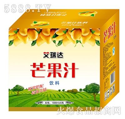 艾瑞达芒果汁1688mlx6