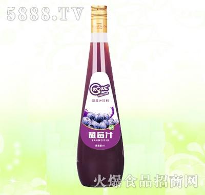 优C优E蓝莓汁果汁饮料828mL