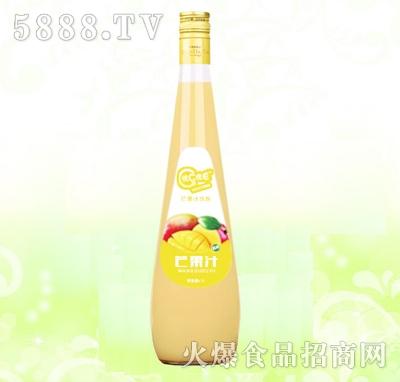 优C优E芒果汁果汁饮料828mL