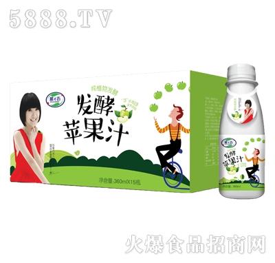 360mlx15瓶酷e百发酵苹果汁