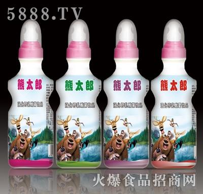 熊太郎强化锌乳酸菌饮品产品图
