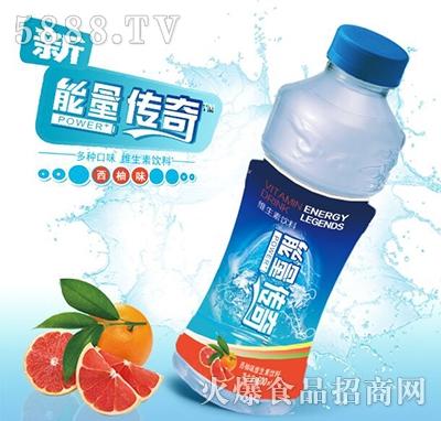 能量传奇西柚果味饮料600ml