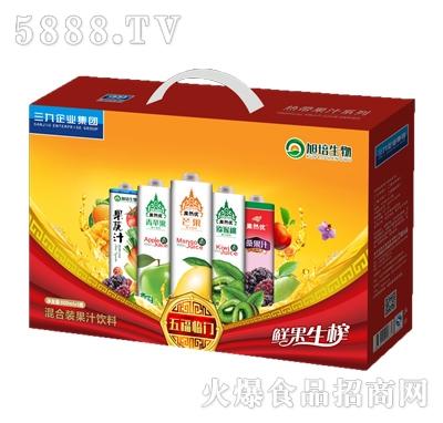 旭培混合装果汁(5瓶)