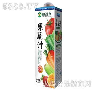 旭培果蔬汁果汁饮料600ml