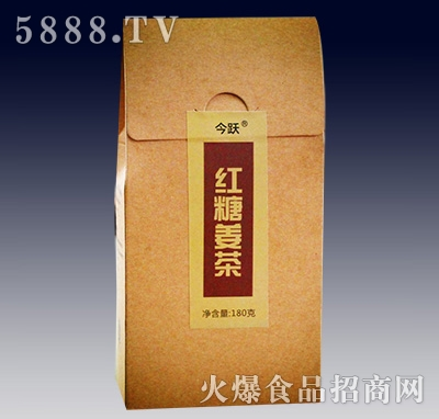 红糖姜茶180g牛皮纸袋