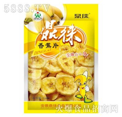 鼎徕118g香蕉片