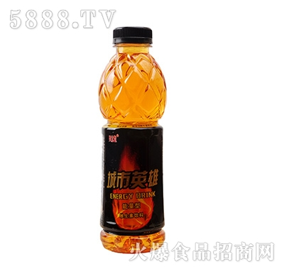 美汁恋城市英雄维生素饮料600ml