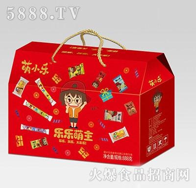 萌小乐乐乐盟主礼盒装888克