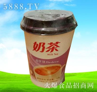 玫日美奶茶香芋味72g